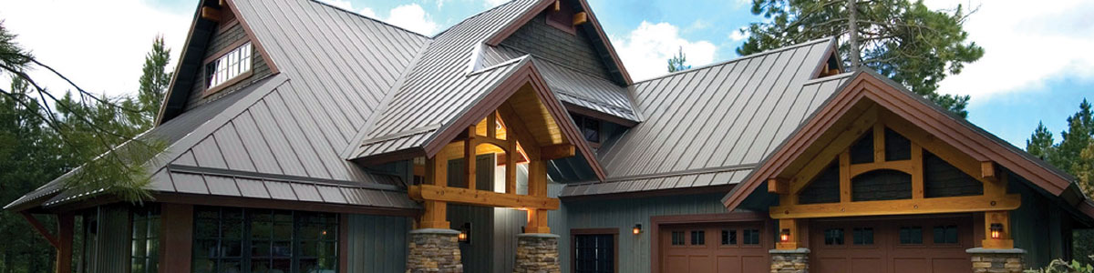 Metal roofing installation and repair