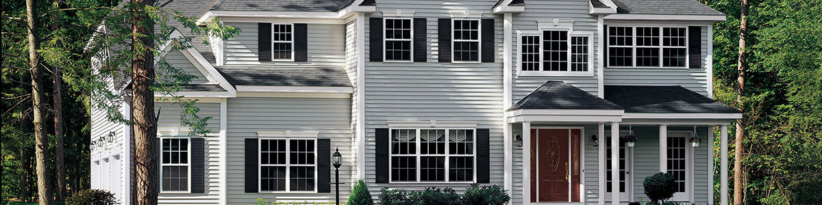 Vinyl siding in Seattle